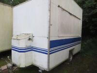 Burger Catering Trailer - Offers over £1000 need gone from storage