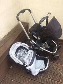 Mothercare Expedior prank/car seat