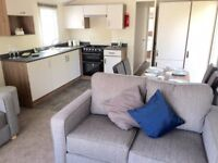 STYLISH MODERN WILLERBY HOLIDAY HOME STATIC CARAVAN FOR SALE ESSEX COAST