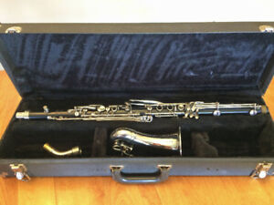 Bundy Alto Clarinet
