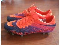 Football Boots Nike Hypervenom Phinish Size UK 7.5
