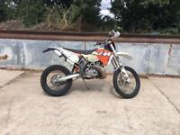 Ktm 200 exc 2010