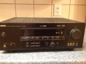Yamaha home theatre Htr 5950 6.1 amplifier