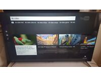 PANASONIC VIERA 65-inch TX-65CX410B Smart 4K UHD LED TV, built in Wifi,Freeview