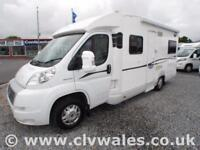 CI Carioca 694 Fixed Bed Motorhome MANUAL 2009