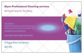 Elyon Professional Cleaning Services