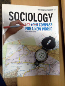 UWO/KING'S Sociology and Psychology First Year Textbooks
