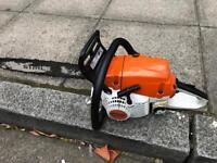 """Stihl MS261c chainsaw 18"""" Petrol saw"""