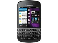 BlackBerry Q10 unlock - 16GB - (Unlocked) Touch + Keypad Smartphone 8MP Camera