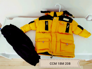 Manteau hivers CCM
