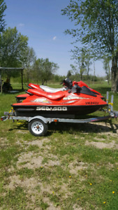 1999  2 seater sea doo for sale