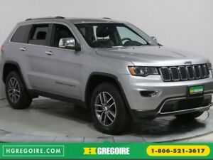 2017 Jeep Grand Cherokee LIMITED 4X4 TOIT CUIR MAGS