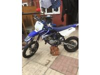 Yz85 2010 small wheel, not ktm cr rm kx