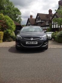 2013 63 Reg Vauxhall Astra SE Automatic