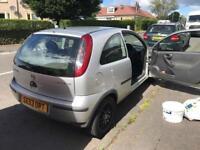 LONG MOT &CHEAP CAR CORSA C 1.2