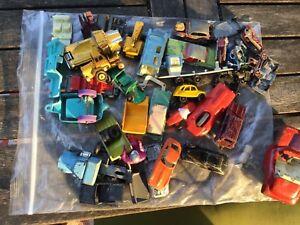 Vintage junkyard lot