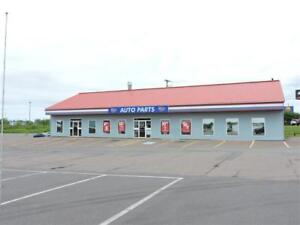 Commerical Property For Sale Amherst NS