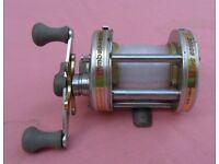 Fishing Reel, Multiplier - Abu Garcia Ambassadeur 6500C Ultra Cast - Angling, Collectable, Vintage