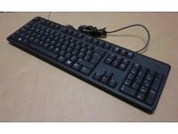 Dell KB212-B QuietKey Wired Keyboard QWERTY 0C643N USB English DJ571