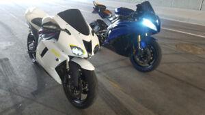 LOW KM !! Kawasaki Ninja ZX-6R - Trades !