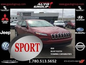 2014 Jeep Cherokee Sport | 4x4 System | Bluetooth