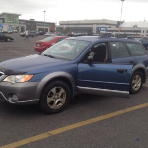 2008 Subaru Outback Berline