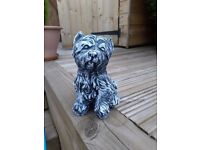 West Highland Terrier Garden Ornament