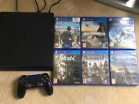 Playstation 4 - 16 games