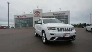 2014 Jeep Grand Cherokee Summit ORIGINAL MSRP: $65,540! YOUR WEE