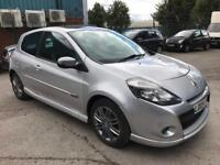 2009 RENAULT CLIO 1.6 GT 3dr # LARGE GLASS PANORAMIC ROOF # 12 MONTHS MOT # CAT C
