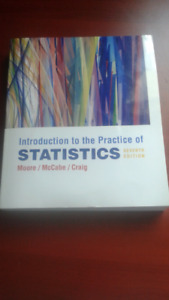 Introduction to the Practice of Statistics textbook