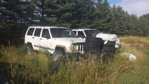1999 Jeep Cherokee SUV with 4.0 L