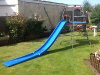 TP children's climbing frame with slide
