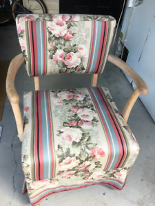 FREE-Accent rocking chair