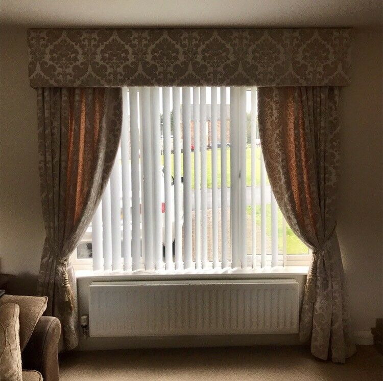 Handmade Curtains Pelmets