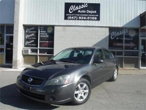 2005 Nissan Altima 2.5 S**DRIVES GREAT**CERTIFIED**