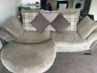 sofa and swivel snug chair