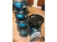 Mapex Saturn SE drum kit