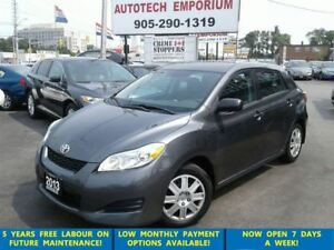 2013 Toyota Matrix Auto All Power/Bluetooth/ &GPS*