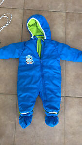 Winter snowsuit 3-6 months