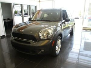 2014 MINI Cooper Countryman S ALL4 CUIR TOIT MAGS!