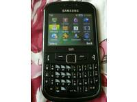 Samsung Mobile Phone Wi-Fi GT-S3350