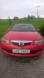 Mazda 6 2.0 diesel sport