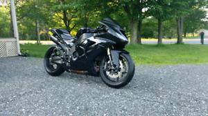 Kawasaki zx-10r All BLACK