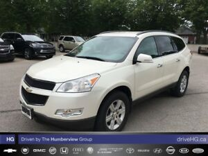 2012 Chevrolet Traverse 1LT | NO ACCIDENTS | ONE OWNER |