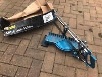 Mitre Saw 550mm. Boxed. Hardly been used.