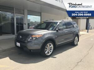 2014 Ford Explorer Limited 4WD *Leather/Nav/Skyroof*