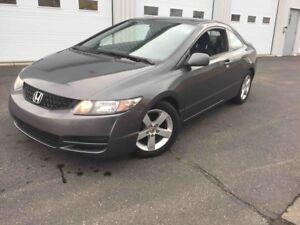 2010 Honda Civic Cpe EX TOIT MAG A/C CRUISE