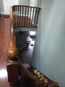 Room rental on 2nd floor of a detached house in Markham