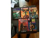 Judge Dredd/2000AD Novels